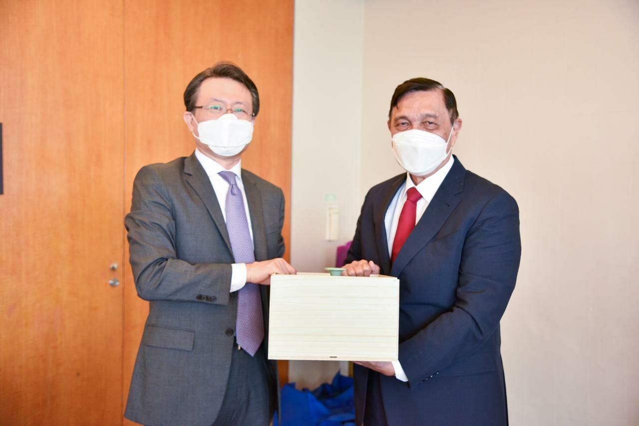 Tingkatkan Kerja Sama Investasi, Menko Luhut Kunjungi Korea Selatan