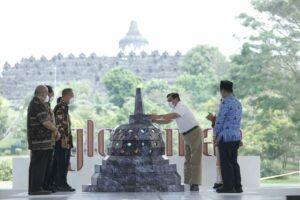 Momen Hari Kebangkitan Nasional, Menko Luhut: Kita Bangkitkan UMKM dan IKM Indonesia