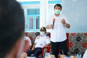 Kemenko Marves Dukung Pengembangan Tol Laut di Pelabuhan Matui-Jailolo