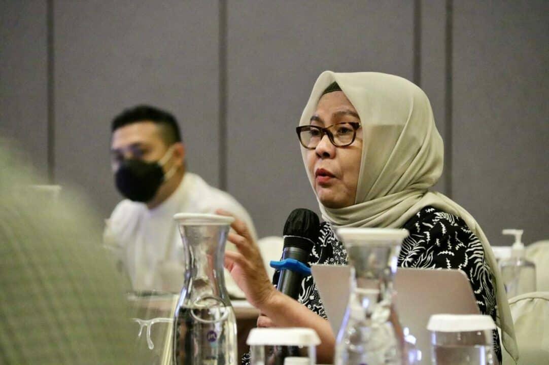 Dorong Kemenko Marves Menjadi Kementerian Bertaraf Dunia, Biro Hukum Gelar Penyeragaman Nomenklatur Unit Kerja dan Jabatan Dalam Bahasa Inggris