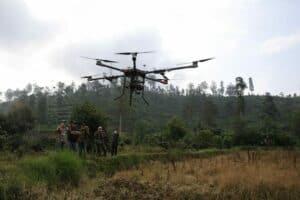Kemenko Marves Optimalkan Teknologi Drone untuk Pelestarian Hutan