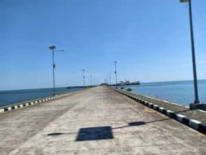 Kemenko Marves Koordinasikan Dukungan Infrastruktur Dasar dan Rekayasa Pantai Pelabuhan Perikanan Untia