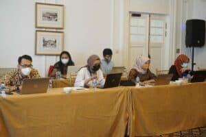 Laksanakan Reformasi Birokrasi, Deputi Bidang Koordinasi Kedaulatan Maritim dan Energi Lakukan Pembekalan Agent of Change dan Budaya Kerja PATEN