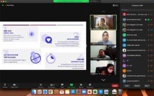 Hadapi Tantangan Acara Virtual di Masa Pandemi, Biro Komunikasi Selenggarakan Workshop Public Speaking Untuk Even Virtual
