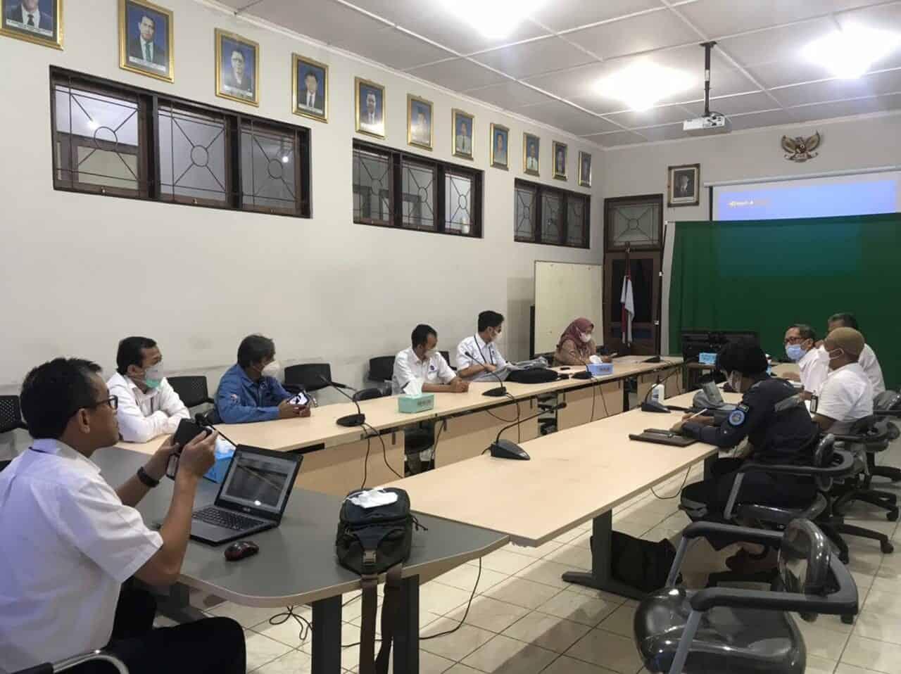 Bakal Dilakukan Pengisian Awal pada Oktober 2021, Kemenko Marves Monitor Kesiapan Bendungan Pidekso