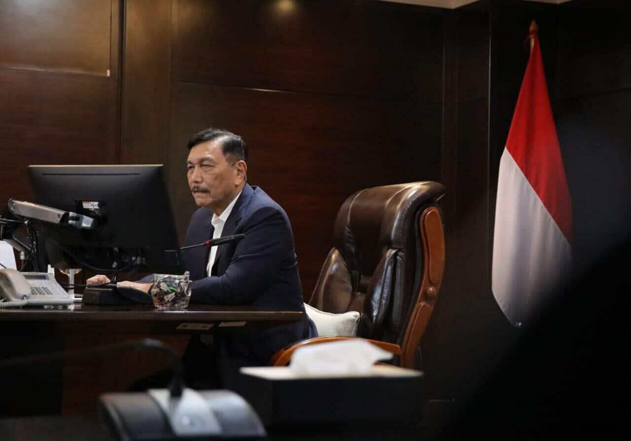 Menko Luhut Kerahkan Tim Khusus untuk Pantau Perkembangan Tol Cisumdawu, Semarang-Demak, dan Exit Tol KIT Batang