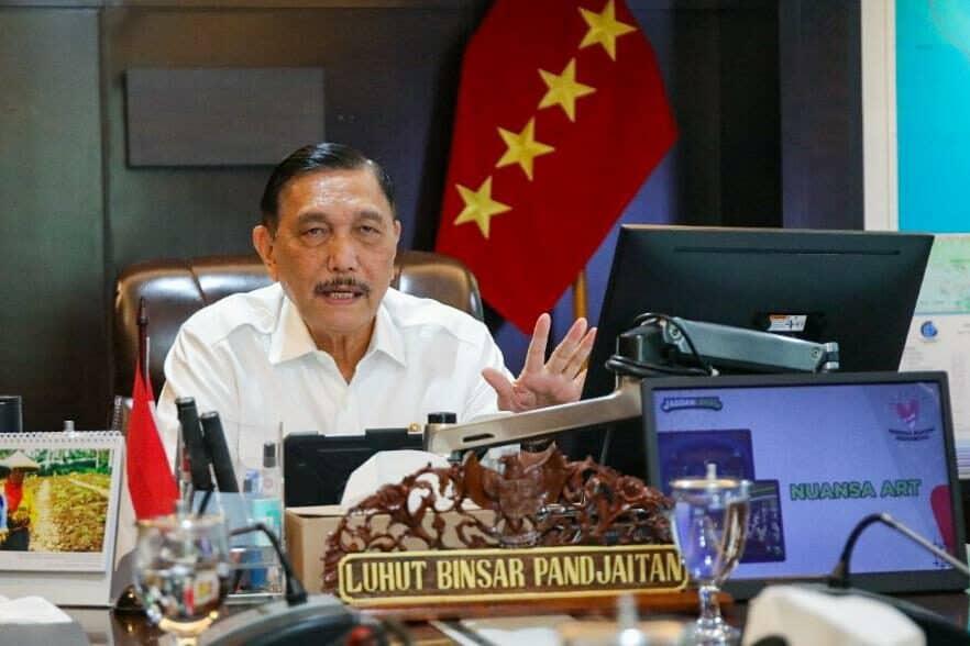 Menko Luhut: Soal Potensi Mineral, Indonesia Punya Posisi Tawar yang Kuat!